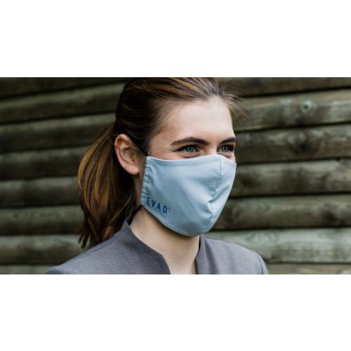 Evaq Face Mask Grey Adult              EV001-08-540